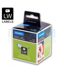 Dymo LW 14681 57mm Diameter Media Label