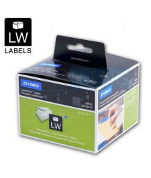 Dymo LW 99013 36x89mm Address Label (Clear)