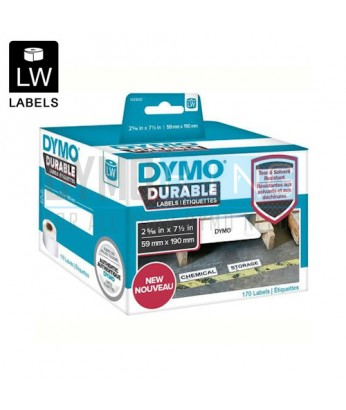 Dymo LW Durable Label 59x190