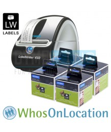 LabelWriter Visitor Management Solution