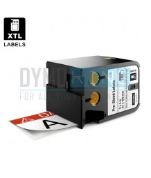 DYMO XTL Pre-Sized Labels 51x102mm - DANGER